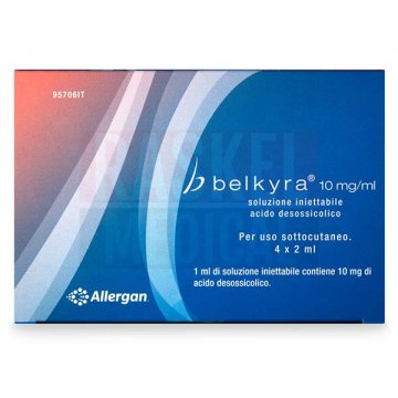 BELKYRA Italian 20mg/2mL 4 vials