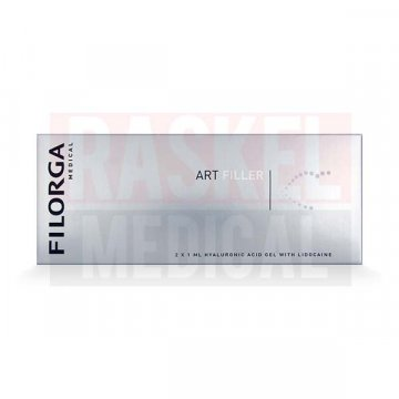 FILORGA ART FILLER LIPS with Lidocaine 1 mL 2 pre-filled syringes