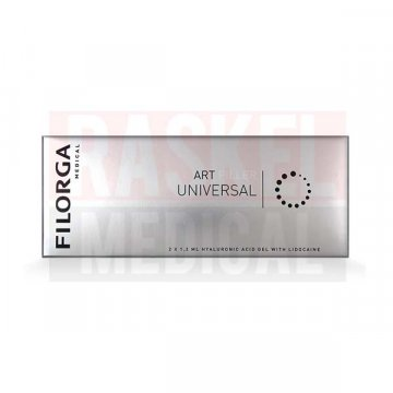 FILORGA ART FILLER UNIVERSAL with Lidocaine 1.2 mL 2 pre-filled syringes