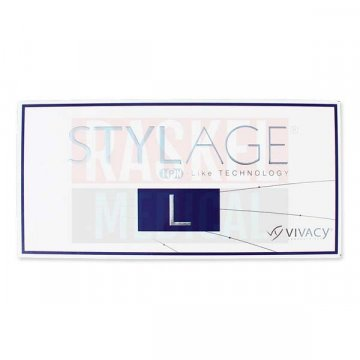 STYLAGE® L 24mg/ml 2-1ml prefilled syringes