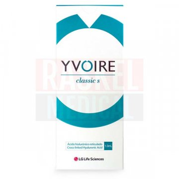 YVOIRE®  CLASSIC S 1mL 1 syringe