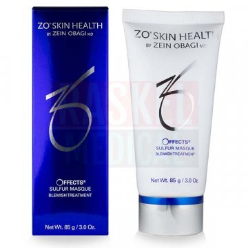 ZO OFFECTS® SULFUR MASQUE ACNE TREATMENT 0,1 1-85g tube